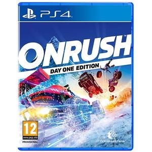 Onrush Day One Edition PS4 JOCPS4ONRUSHDE