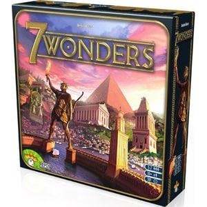 Joc de societate ASMODEE 7 Wonders SEV-MU17, 10 ani+, 2 - 7 jucatori JOCSEV-MU17