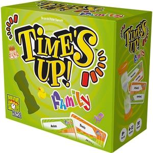 Joc de societate ASMODEE Time's up Family TUF1-RO01, 8 ani+, 4 - 12 jucatori JOCTIMETUF1RO01