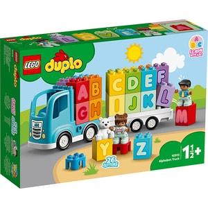 LEGO Duplo: Primul meu camion cu litere 10915, 1.5 ani+, 36 piese JUCLEGO10915