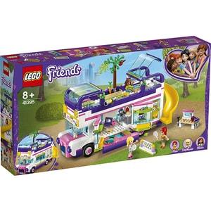 LEGO Friends: Autobuzul prieteniei 41395, 8 ani+, 778 piese JUCLEGO41395