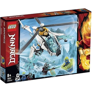 LEGO Ninjago: ShuriCopter 70673, 8 ani+, 361 piese JUCLEGO70673