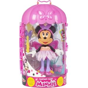 Figurina DISNEY Minnie Mouse cu accesorii - Fantasy fairy 185753, 3 ani+, multicolor JUCMIN185753