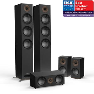 Sistem boxe 5.0 JAMO S 809 HCS, 440W RMS, negru BOXS809HCSBLACK