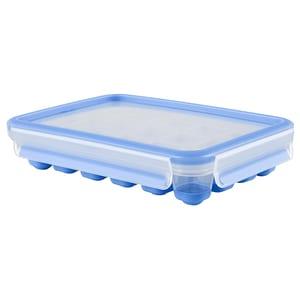 Recipient pentru gheata TEFAL Clipe&Close K3023612, 16x22cm, plastic, transparent CUTK3023612
