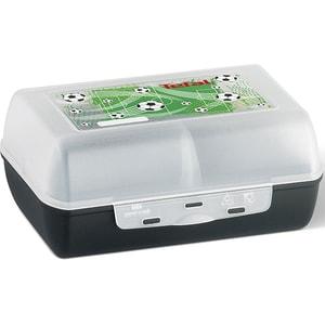 Caserola pentru copii compartimentata TEFAL Variabolo Fotbal K3160114, plastic, multicolor CUTK3160114