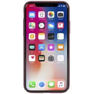 Carcasa de protectie KRUSELL Sandby pentru iPhone XS, Rosu AHSKRS61450