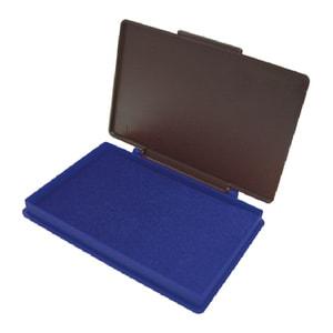 Tusiera KORES, plastic, 7 x 11 cm, albastru PBBKS71570