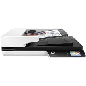 Scanner HP ScanJet Pro 4500 fn1, A4, USB, alb PAPL2749A