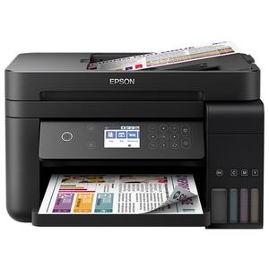 Multifunctional inkjet color EPSON EcoTank ITS L6170 CISS, A4, USB, Wi-Fi MLTL6170
