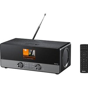 Radio cu internet HAMA DIR3100, FM, Wi-Fi, negru LMC54819