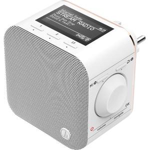 Radio cu internet HAMA IR40MBT Plug-In, Wi-Fi, alb LMC54868