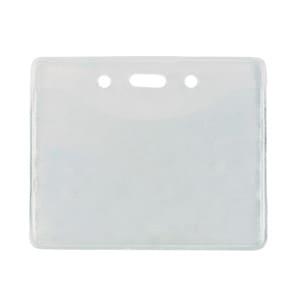 Ecuson orizontal RTC, PVC, transparent PBPLW997053