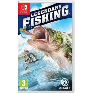 Legendary Fishing - Nintendo Switch JOCXONELFISHING