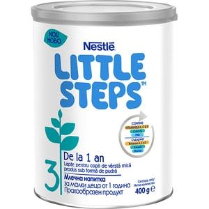 Lapte praf NESTLE Little Steps 3 12398118, 12 luni+, 400g LPB12398118