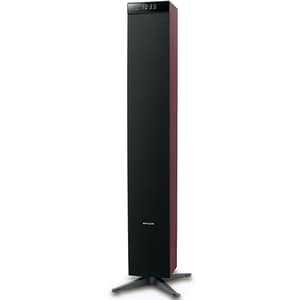 Sistem audio MUSE TOWER M-1280 DWT, 120W, Bluetooth, NFC, USB, Radio FM, negru DOCMSE00090