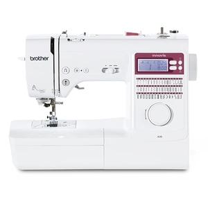 Masina de cusut BROTHER Innov-is A50, 50 programe, alb-roz MASA50VM1
