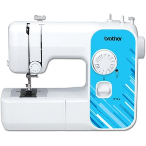 Masina de cusut BROTHER X14SVM1, 14 programe, alb-albastru MASX14SVM1