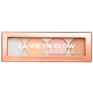 Paleta iluminatoare L'OREAL PARIS La Vie Englow, 02 Coolglow, 5g MCHA9507700