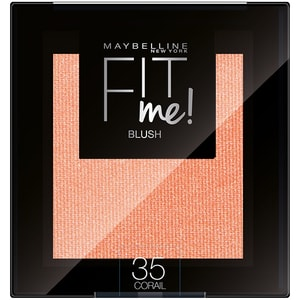 Fard de pleoape MAYBELLINE NEW YORK Fit Me Blush, 35 Corail, 4.5g MCHB3182900
