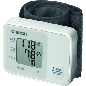 Tensiometru digital de incheietura OMRON RS1, alb MEDRS1