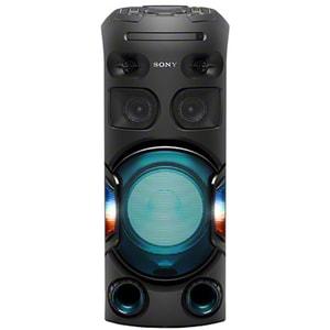 Sistem audio High Power SONY MHC-V42D, Bluetooth, NFC, USB, DVD, Jet BASS Booster, Party speaker, Iluminare, negru HPSMHCV42D