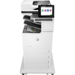 Multifunctional laser color HP LaserJet Enterprise Flow MFP M681z, A4, USB, Retea MLTJ8A13A