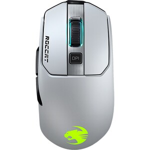 Mouse Gaming Wireless ROCCAT Kain 202 AIMO, 16000 dpi, alb MOU191468