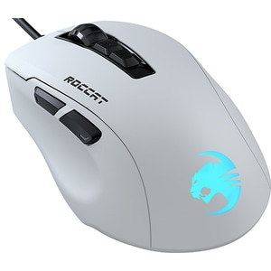 Mouse Gaming Wireless ROCCAT Kone Pure Ultra, 16000 dpi, alb MOU191587