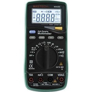 Multimetru digital SMA MS 8209, 9V, ecran digital APMMS8209