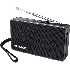Radio portabil MUSE M-030 R, FM, negru LMCMSE00042
