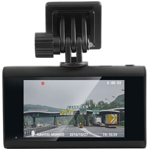 "Camera auto DVR NAVITEL MSR500, 2.7"",  Full HD, G-Senzor, negru CMAMSR500"