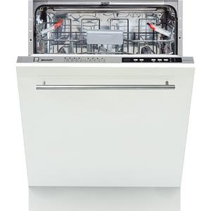 Masina de spalat vase incorporabila SHARP QW-D41I472X-EU, 13 seturi, 9 programe, 60cm, Clasa A++, argintiu MSVQWD41I472XEU