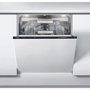 Masina de spalat vase incorporabila WHIRLPOOL WIF 4043 DLGT E, 6th Sense, 14 seturi, 11 programe, 60cm, Clasa A+++, negru MSVWIF4O43DLGTE
