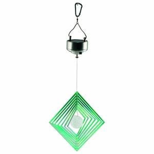 Lampa solara pentru terasa HOME MX 101, 1.2V, 250mAh, verde CIEMX101
