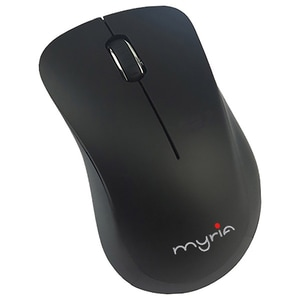 Mouse Bluetooth MYRIA MY8521, 1000 dpi, negru MOUMY8521