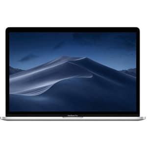 "Laptop APPLE MacBook Pro 15"" Retina Display si Touch Bar mv932ro/a, Intel Core i9 pana la 4.8GHz, 16GB, 512GB, AMD Radeon Pro 560X 4GB, macOS Mojave, Silver - Tastatura layout RO LAPMV932ROA"