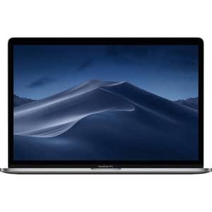 "Laptop APPLE MacBook Pro 15"" Retina Display si Touch Bar mv912ze/a, Intel Core i9 pana la 4.8GHz, 16GB, 512GB, AMD Radeon Pro 560X 4GB, macOS Mojave, Space Gray - Tastatura layout INT LAPMV912ZEA"