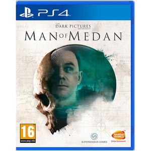The Dark Pictures: Man of Medan PS4 JOCPS4MANMEDAN