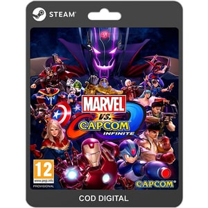 Marvel vs. Capcom: Infinite PC (licenta electronica Steam) SRVCDM1010089
