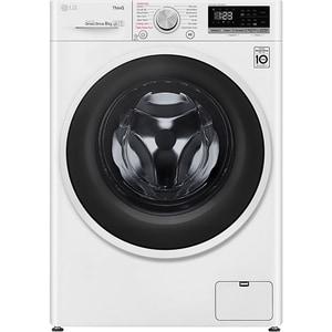 Masina de spalat rufe frontala LG F4WT408AIDD, 6 Motion, 8kg, 1400rpm, Clasa A+++, alb MSFF4WT408AIDD