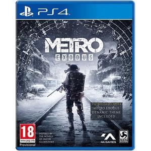 Metro Exodus Day One Edition PS4 JOCPS4METROEX