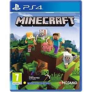 Minecraft Bedrock Edition PS4 JOCPS4MINECFTB