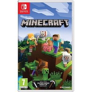 Minecraft - Nintendo Switch Edition JOCNSWMINECFT