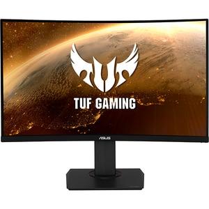 "Monitor Gaming curbat LED VA ASUS TUF VG32VQ, 31.5"", WQHD, 144Hz, FreeSync, negru MONVG32VQ"