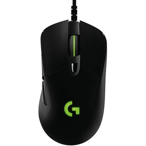 Mouse Gaming LOGITECH G403 HERO, 16000 dpi, negru MOU910005632