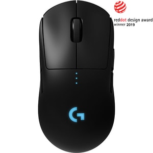 Mouse Gaming Wireless LOGITECH G Pro Lightspeed, 16000 dpi, negru MOU910005272