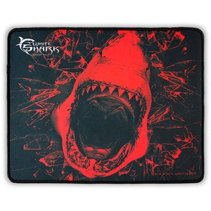 Mouse Pad Gaming WHITE SHARK Skywalker MP-1699, marime L, negru-rosu MPDAPC00125