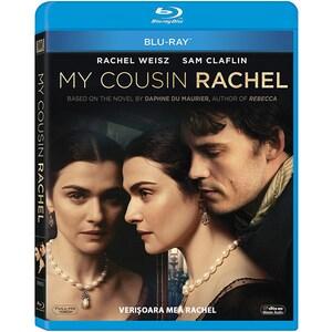 Verisoara mea Rachel Blu-ray BD-VERISOARACHE