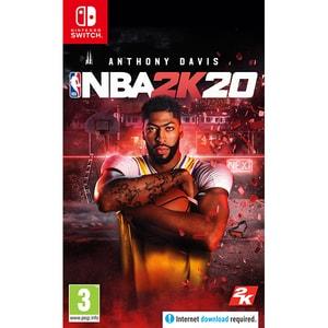 NBA 2K20 - Nintendo Switch JOCNSWNBA2K20